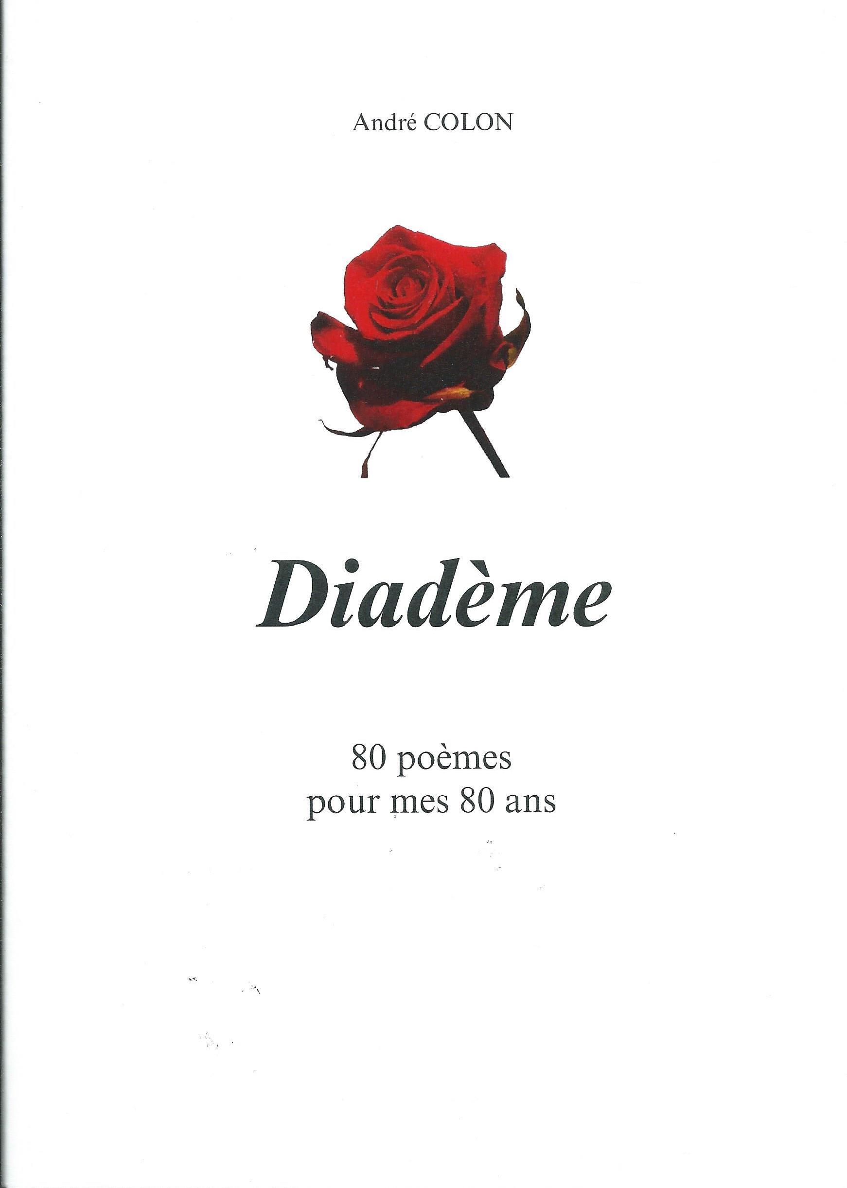 ANDRÉ COLON - Diadème
